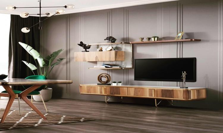 Paris Wood Tv ünitesi