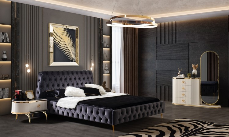 Bella W yatak odası
