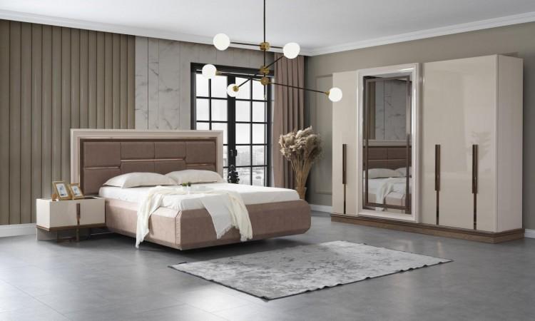 Lucca yatak odası