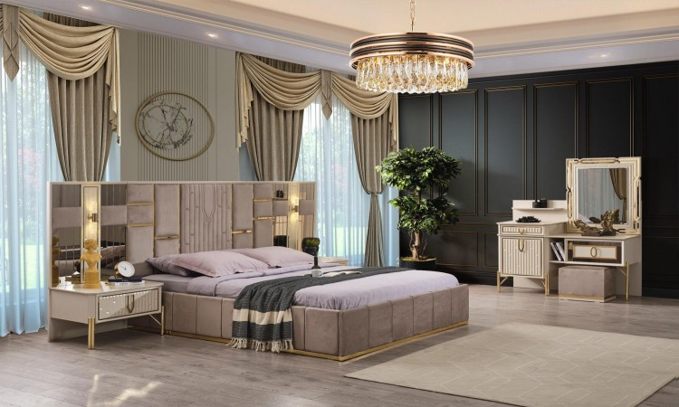 ASGOLD Yatak odası