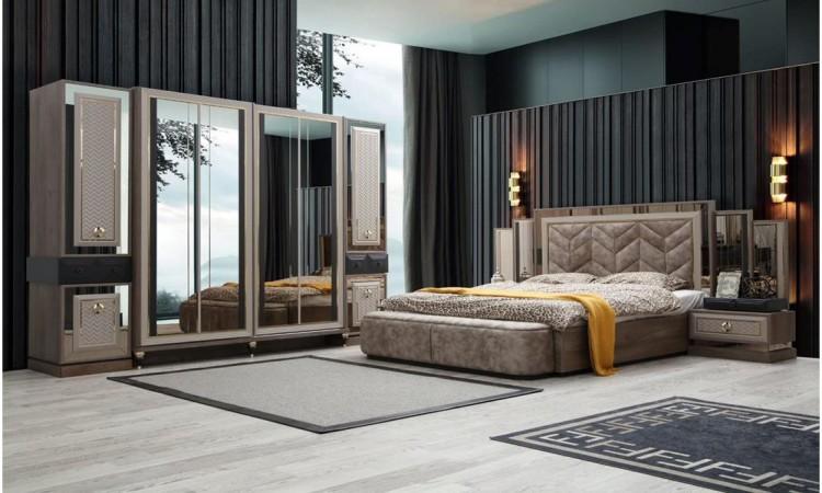 Lugano Yatak Odası