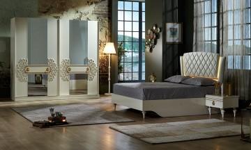 saray ladin yatak odası