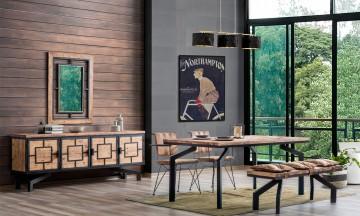 bergama yemek odası