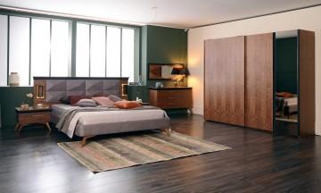 Vigo Exclusive Yatak Odası
