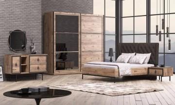 Otantik Yatak Odası