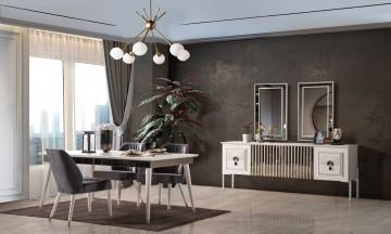 Viyana Yemek odası