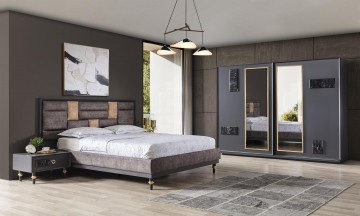 Galya yatak odası