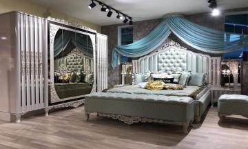 Prenses avangard yatak odası
