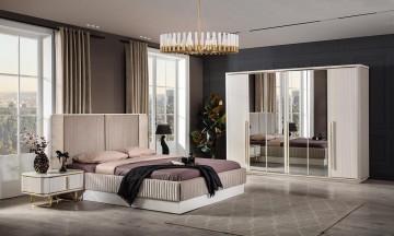 Paris Yatak odası 1