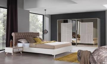 Toprak Aytaşı yatak odasi