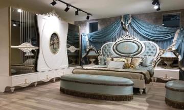 Tuğra  avangart yatak odası