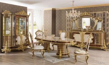 Kral yemek odası