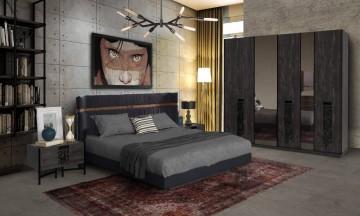 Evse Yatak Odası