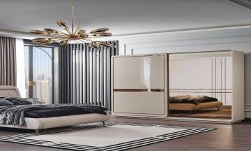 N Bugatti Yatak Odası