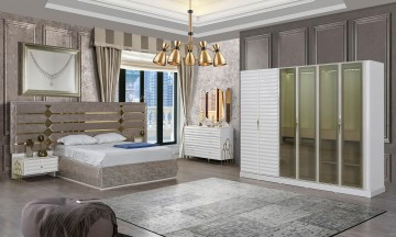 LUXURY Yatak odası